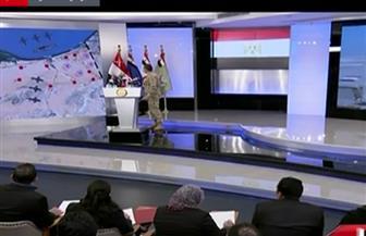 المتحدث العسكري: نعمل في مجال التنمية بسيناء بالتوازي مع العملية الشاملة وتم الانتهاء من ١١٤ مشروعا