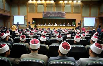 """الإمام الأكبر يحضر جانبا من فعاليات مؤتمر """"قراءة التراث الإسلامي"""""""
