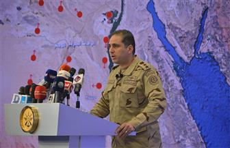 المتحدث العسكري: نحترم سيادة الدول.. وعملياتنا على الأراضي الليبية كانت بالتنسيق معهم