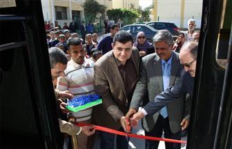 دار الكتب تدشن مكتبة متنقلة في أكبر دار للرعاية بمصر   صور