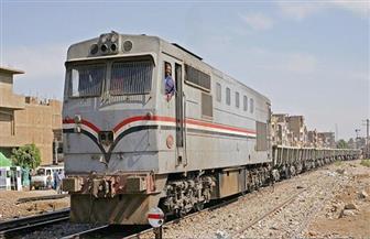 السكة الحديد: انتظام حركة القطارات بجميع الخطوط