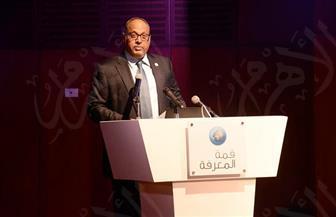 سفير الإمارات بالقاهرة: مصر تسير على الدرب الصحيح بقيادة الرئيس السيسي | صور