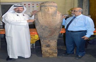 حقيقة ما يتردد عن ضبط السلطات الكويتية تمثالا أثريا بمطار الكويت