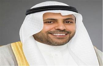 وزير الإعلام الكويتى يصل القاهرة
