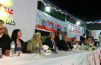 نائب رئيس المخابرات الأسبق: أحلم أن يمر الوقت سريعا لأعطي صوتي للرئيس عبد الفتاح السيسي