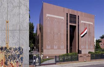 قرينة الرئيس الألماني تشارك باحتفالية السفارة المصرية في برلين باليوم العالمي للمرأة