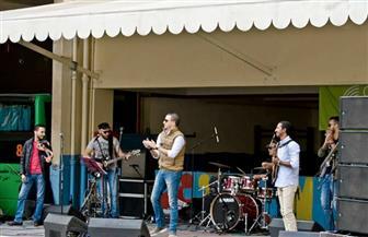 """فرقة """"ستورم"""" المسرحية تقدم عرض """"الزيارة"""" بصربيا"""