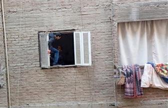 """يحاول قتل زوجته في """"صلاة الجمعة"""".. ويهدد بالانتحار في حالة القبض عليه   صور"""