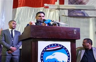 أبو هشيمة في مؤتمر لدعم السيسي بسفاجا: ماحدث خلال 4 سنوات يفوق التوقعات|صور