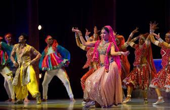 استعراض هندي يستقطب جمهور مهرجان أبوظبي للفنون