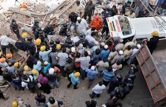 ارتفاع حصيلة ضحايا انهيار مبنى بالقرب من مومباي إلى 20 قتيلا