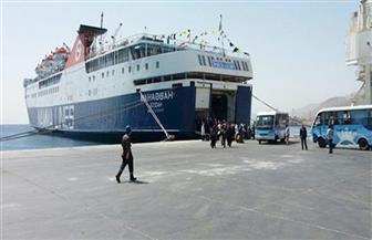 وصول وسفر 71 ألف راكب بمواني البحر الأحمر خلال شهر مايو الماضي