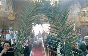 في أحد السعف.. راعي كنيسة العذراء بالشرقية يدعو لمصر بالأمن والأمان