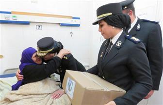 الداخلية تحتفل بشهر المرأة.. وتوفد ضباطا لزيارة السيدات المرضى ودور المسنات