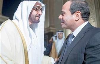 الرئيس السيسي يستقبل اليوم الشيخ محمد بن زايد آل نهيان ولي عهد أبوظبي