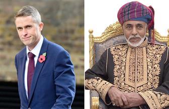 سلطنة عمان تشهد جولة مباحثات جديدة مع بريطانيا خلال زيارة وزير الدفاع البريطاني