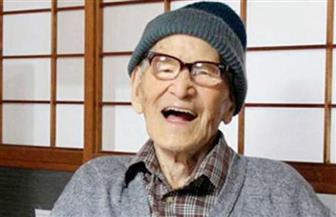"""معمر ياباني ولد قبل """"نظرية النسبية"""" يدخل موسوعة جينيس"""