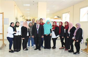 صيدلة المنصورة تنظم مؤتمرها العلمي السادس.. وتمنح جوائز مادية لـ 23 طالبا