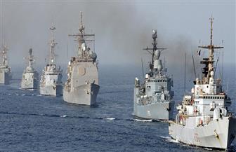 """انطلاق فعاليات التدريب البحري المصري - الإماراتي المشترك """"خليفة – 3"""" بالبحر الأحمر"""