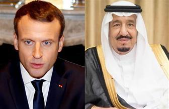 ماكرون: قبلت دعوة الملك سلمان لزيارة السعودية