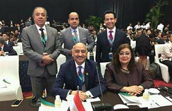 """مصر تشارك في أعمال الدورة الأولى لمنتدى """"إندونيسيا إفريقيا"""""""