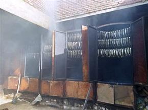 ضبط مصنعين للرنجة و7 مخابز مخالفة في الشرقية