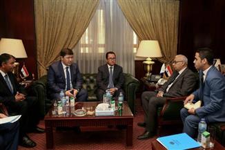 علي حسن لوفد كازاخستاني: مصر تتمتع باستقلال تام في إرادتها الوطنية
