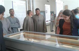 افتتاح المعرض المؤقت للآثار العربية بجزيرة الفنتين بأسوان | صور