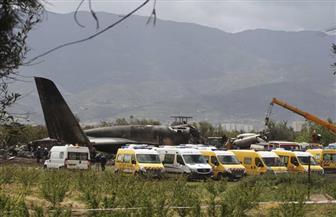 الجزائر تعلن الحداد 3 أيام على ضحايا حادث تحطم الطائرة العسكرية