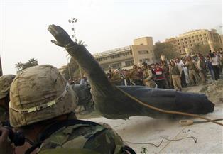 """العراقيون بذكرى """"ليلة سقوط بغداد"""": الأمريكان لم يزرعوا سوى الأشواك ونافورات الدم ولغز الاجتياح لا يزال قائما"""