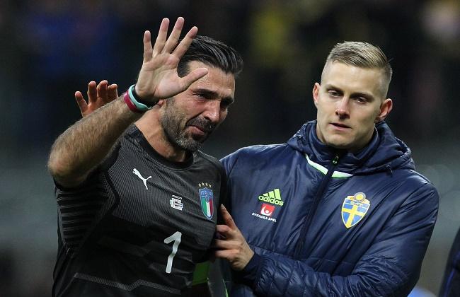 بوفون يشن هجوما لاذعا على حكم مباراة ريال مدريد ويوفنتوس ويصفه بـ القاتل  -