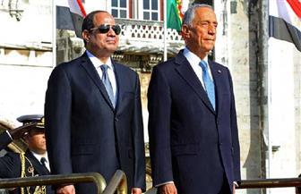 """زيارة """"دي سوزا"""" تدشن صفحة جديدة من علاقة الصداقة بين مصر والبرتغال"""