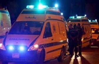 إصابة 5 مواطنين فى حادث انقلاب سيارة بالبحيرة