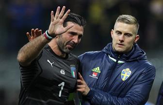 """بوفون يشن هجوما لاذعا على حكم مباراة ريال مدريد ويوفنتوس ويصفه بـ""""القاتل"""""""