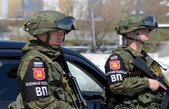 الشرطة العسكرية الروسية تنتشر في مدينة دوما السورية