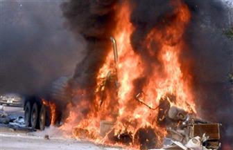 مقتل 7 وإصابة 13 في انفجار شاحنة بالصين