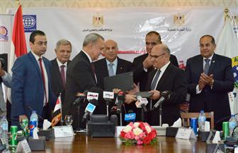 توقيع اتفاقية المرحلة الأولى لتنمية محافظتي سوهاج وقنا ضمن خطة النهوض بالصعيد | صور