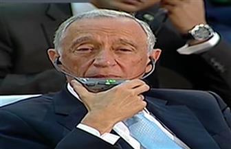 رئيس البرتغال لشيخ الأزهر: نود تكريم شخصكم الكريم في البرتغال لاعتزازنا بجهودكم من أجل السلام
