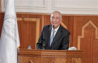 الرئيس البرتغالي من جامعة الأزهر: نعترف بدولة فلسطين وعاصمتها القدس ولن نغير موقفنا |صور