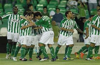 ريال بيتيس يصعد إلى المركز التاسع في الدوري الإسباني بالفوز على قادش