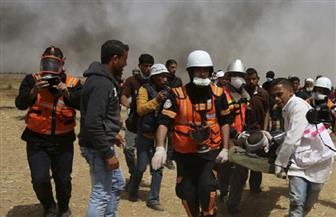 """""""صحة غزة"""" تطالب بتدخل دولي لحماية طواقمها خلال المواجهات مع جيش الاحتلال الإسرائيلي"""