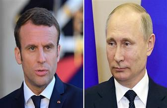 الكرملين: بوتين وماكرون تناولا في اتصال هاتفي المساعدات الإنسانية لسوريا
