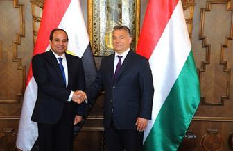 الرئيس السيسي يجري اتصالا هاتفيا برئيس وزراء المجر