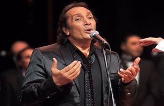 """علي الحجار نجم """"الليلة السابعة"""" لمهرجان الموسيقى العربية"""