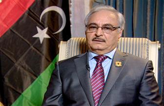 المشير خليفة حفتر يجري محادثات في اليونان قبل مؤتمر برلين للسلام