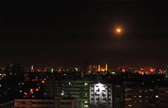 الدفاعات الجوية السورية تتصدى لصواريخ تخترق أجواء حمص