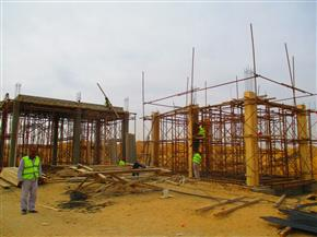 وزير الإسكان يستعرض تنفيذ المرافق وتسليم الأراضي بمشروع بيت الوطن وأراضى الأكثر تميزا بالقاهرة الجديدة | صور