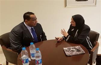"""وزير خارجية السودان لـ""""بوابة الأهرام"""": نقطة خلاف واحدة باقية حول سد النهضة.. وعلاقتنا بالقاهرة في أفضل أحوالها"""