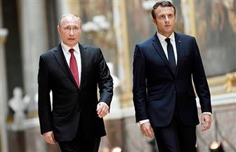 لافروف: بوتين طلب من ماكرون تقديم أدلة استخدام الكيميائي في سوريا ولكنه رفض