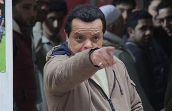 محمد هنيدي.. «بيبى» فى الجامعة الأمريكية